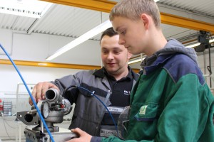 Girl´s and Boy´s Day (Zukunftstag) 2016 bei BE TURBO