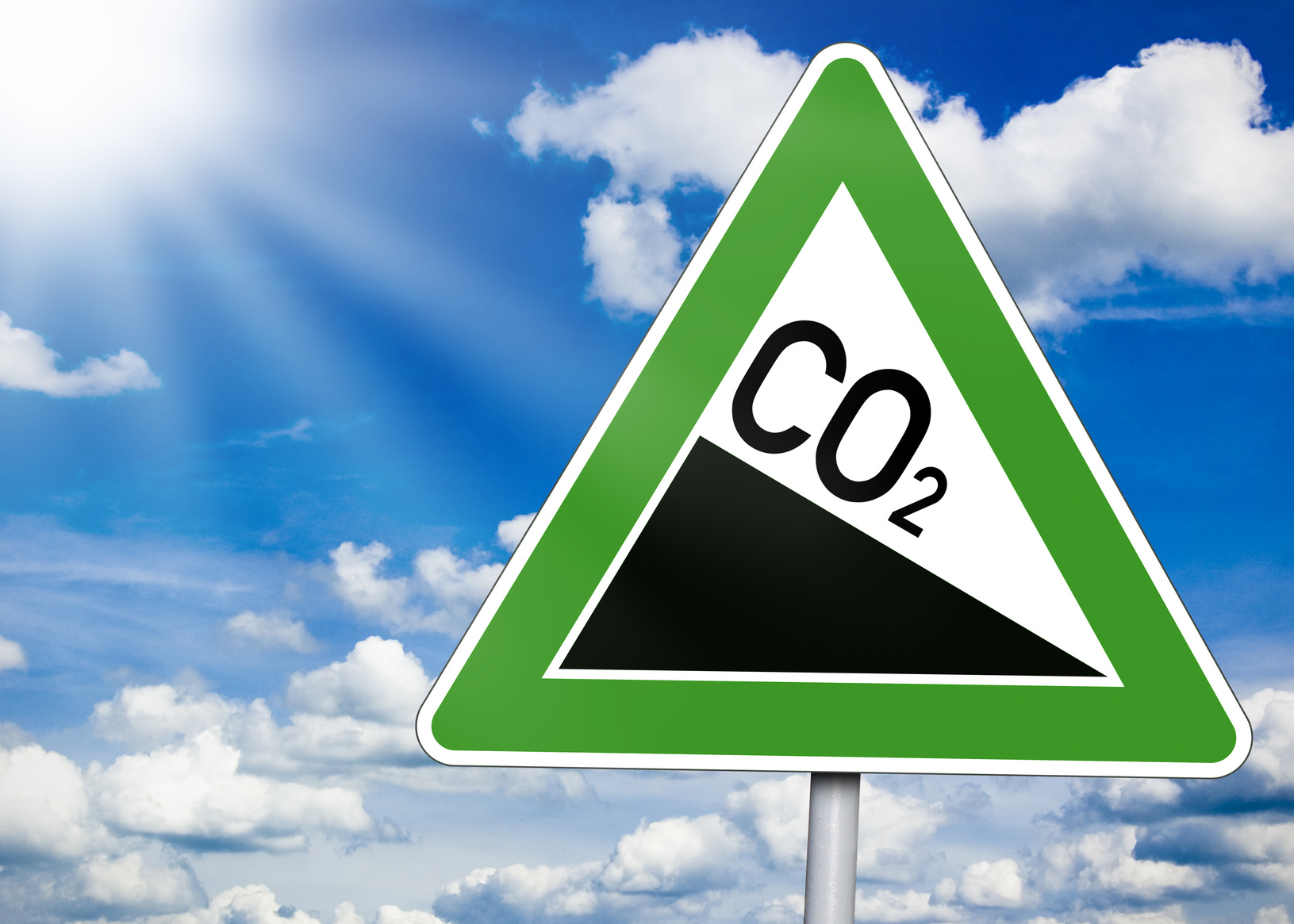 Turbolader CO2