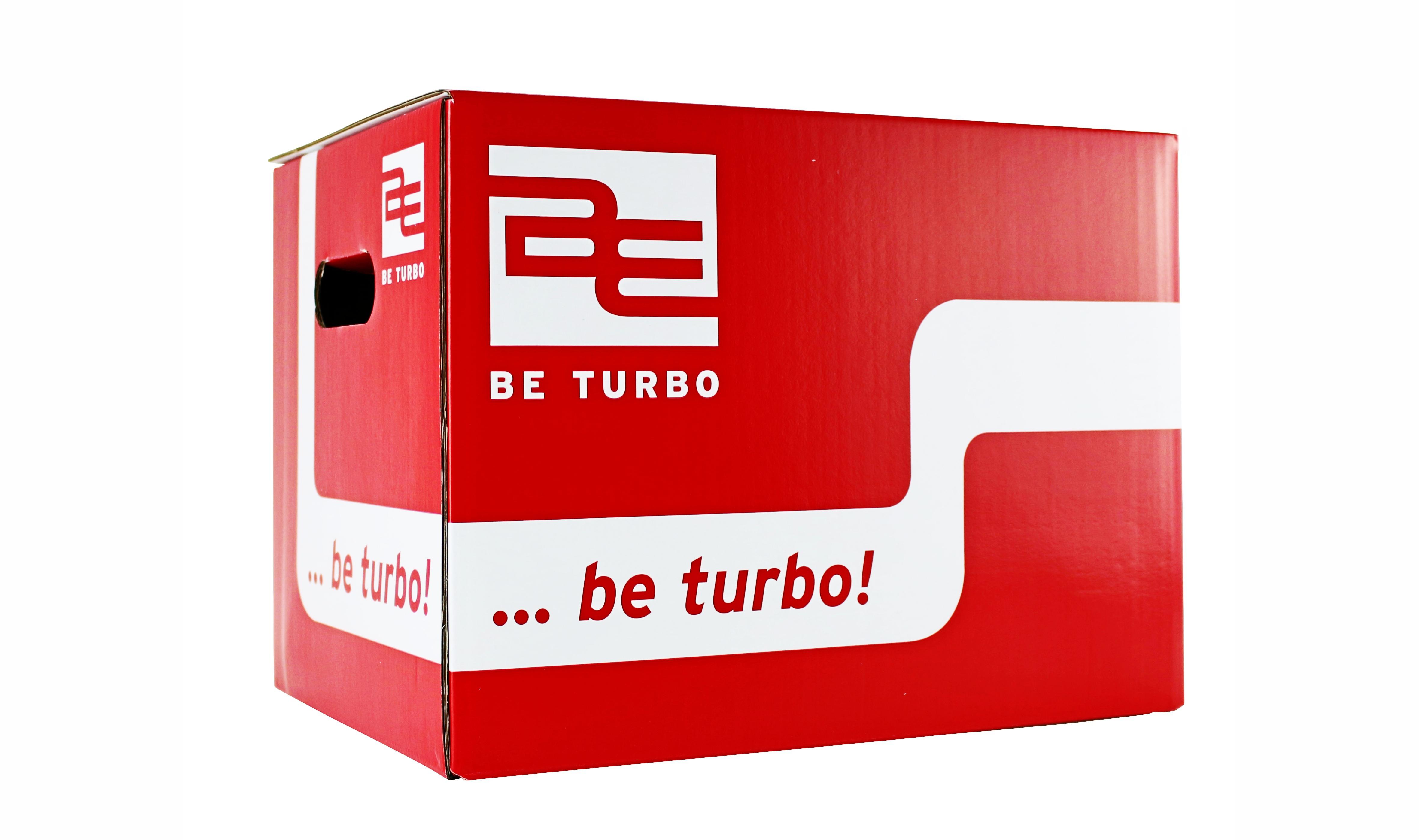 BE TURBO Turbolader