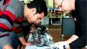 turboTRAINING BE TURBO: Diagnose an Turboladern