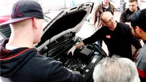 turboTRAINING BE TURBO: Turbolader-Diagnose am Fahrzeug